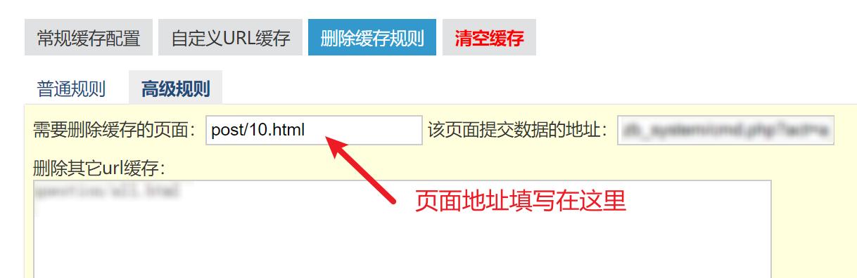 静态页面提速插件怎么配置高级自动删除规则,第2张